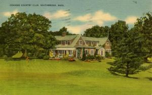 MA - Southbridge. Cohasse County Club