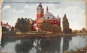 Stratford on Avon, Shakespeare's Memorial Theatre Celesque Series