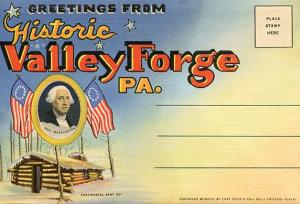 Folder - Valley Forge, PA