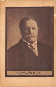 William H Taft Portrait Antique Postcard K76947