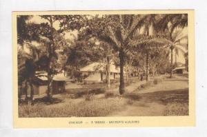Cameroun - A Yabassi - Batiments Scolaires 1910-30s