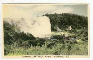 RP Thermal Activity, Whaka, Rotorua,New Zealand, 1910-20s