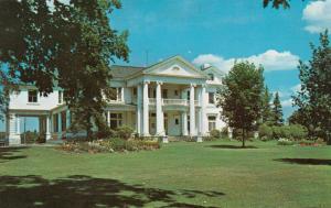 COBOURG , Ontario , Canada , 1950-60s ; Brookside School