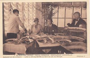 St-JEAN-CAP FERRAT , France , 00-10s ; Royal Reserve - Restaurant Caramello # 3