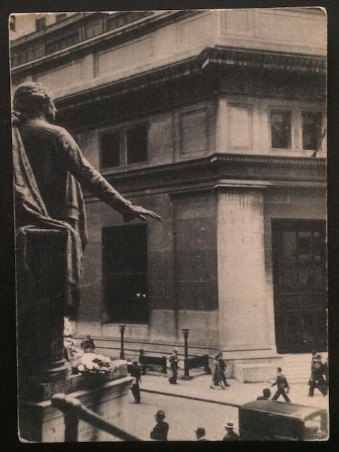 New York, N.Y. Wall Street 1940 East and West Publishing Co.