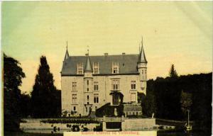 CPA Kasteel Chaloen bij VALKENBURG NETHERLANDS (604538)