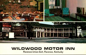 Kentucky Florence Wildwood Motor Inn