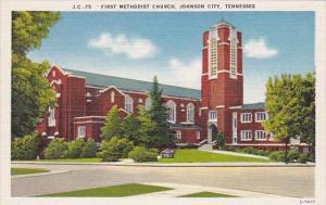 Tennesse Johnson City First Methyodist Church