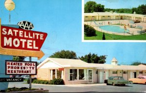 Satellite Motel Springfield Missouri 1986