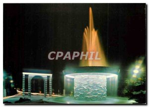 Postcard Modern Campione Lago of Lugano