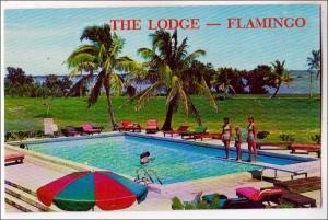 FL - Flamingo, Everglades Nat'l Park. The Lodge