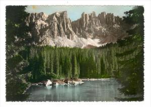 RP  Dolomiten - Karersee , Italy, 40-50s