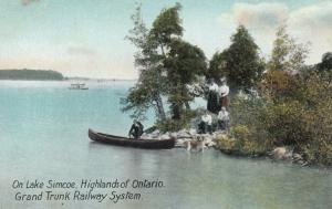 Lake Simcoe , Highlands , Ontario, 00-10s