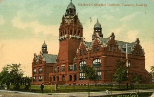 Canada - ON, Toronto. Harbord Collegiate Institute
