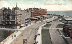 Bexhill on Sea from Marina Court Postcard