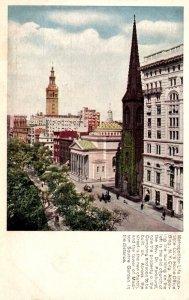 New York City Metropolitan Life Insurance Company Home Office