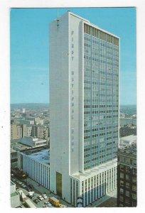 1950's/60's First National Bank Building, Denver, Colorado Chrome Postcard