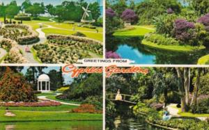 Greetings From Cypress Gardens Florida
