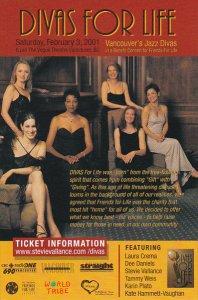 Divas For Life Vogue Theatre Vancouver Canada
