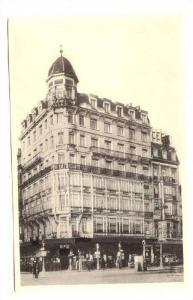 Cecil Hotel, Bruxelles-Nord, Belgium, 1910-1920s