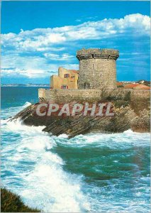 Modern Postcard Fort Socoa