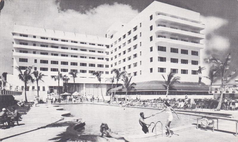 Sans Souci Hotel Miami Beach Florida 30 50s