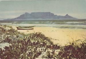 PENTOTHAL Adv ; Table Mountain , South Africa , PU-1956
