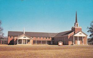 New Hope Baptist Church , FOXWORTH , Mississippi , 1960s