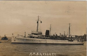 RP: NAVY ; H.M.S. HELLETT , England , 1900-10s