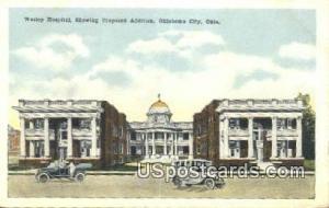 Wesley Hospital Oklahoma City OK Unused