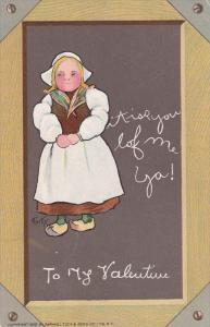 TUCK, Dutch Girl, Aish you lof me ya!, PU-1914