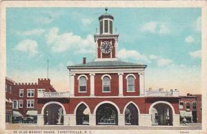 North Carolina Fayetteville Ye Olde Market House