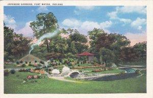 Japanese Gardens , FORT WAYNE , Indiana , 30-40s