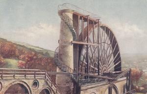 ISLE OF MAN, 00-10s: Laxey Wheel