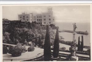 RP: TRIESTE - Miramare - Il Castello e il Parco , 20-40s