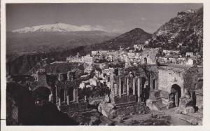 RP, Teatro Greco, Taormina (Sicily), Italy, 1920-1940s