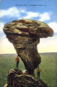 Balanced Rock, Southern Idaho - Misc