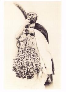 Postcard Algerian Cultural Heritage, Algerian Man #57311
