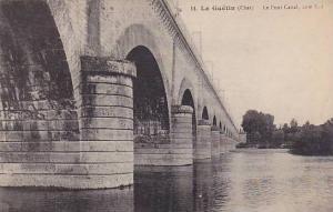 Le Guetin, Le Pont Canal, Cher, France, 00-10s