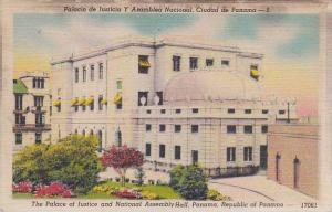 Panama City Palace Of Justice & National Assembly Hall