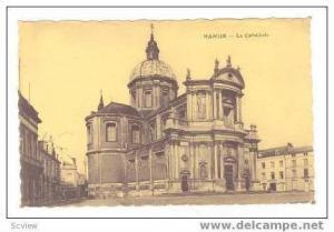 NAMUR, Belgium 00-10s  La Cathedrale