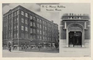 STREATOR , Illinois , 1930s ; D. C. Murray Building