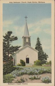 Holy Redeemer Church Eagle harbor Michigan California