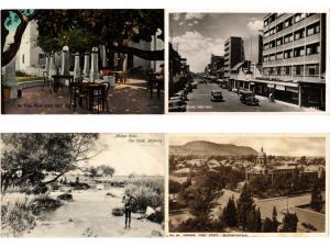 AFRIQUE DU SUD SOUTH AFRICA 34 CPA Pre - 1950