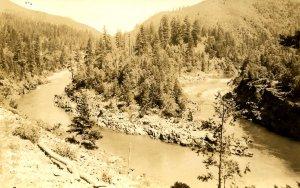 CA - Redwood Highway. Smith River Junction   *RPPC