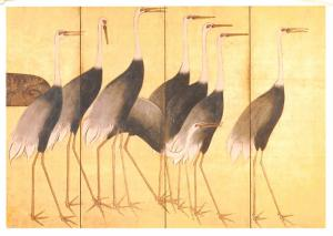 Cranes - Freer Gallery of Art