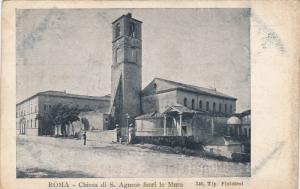 ROMA, Chiesa di S. Agnese fuori le Mura, Lazio, Italy, 00-10s