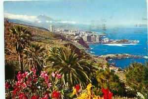 Old Vintage Postcards Aerial Tenerife Spain # 2230A