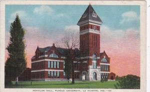 Indiana Lafayette Heavilon Hall Purdue Universsity