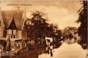 CPA APPINGEDAM Damsterdiep NETHERLANDS (705967)